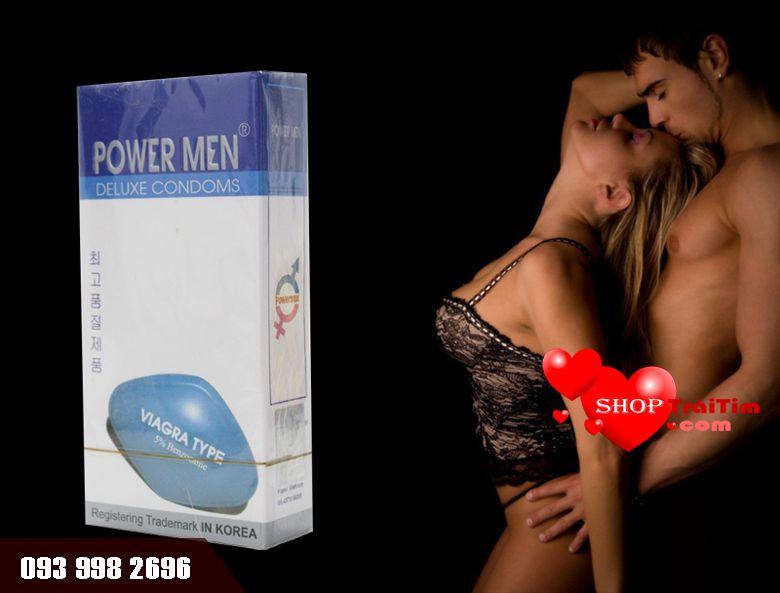 bao cao su kéo dài thời gian quan hệ power men viagra type shoptraitim.com