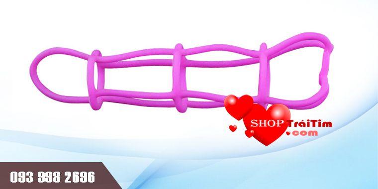đồ chơi tình dục nam đôn dên gân lưới silicone thiết kế đẹp hàng mỹ