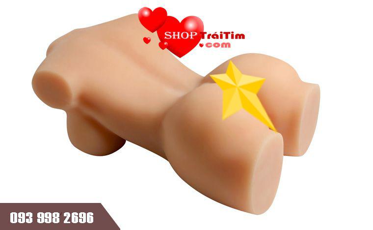 búp bê tình dục Flesh 3D có thể quan hệ qua cửa sau
