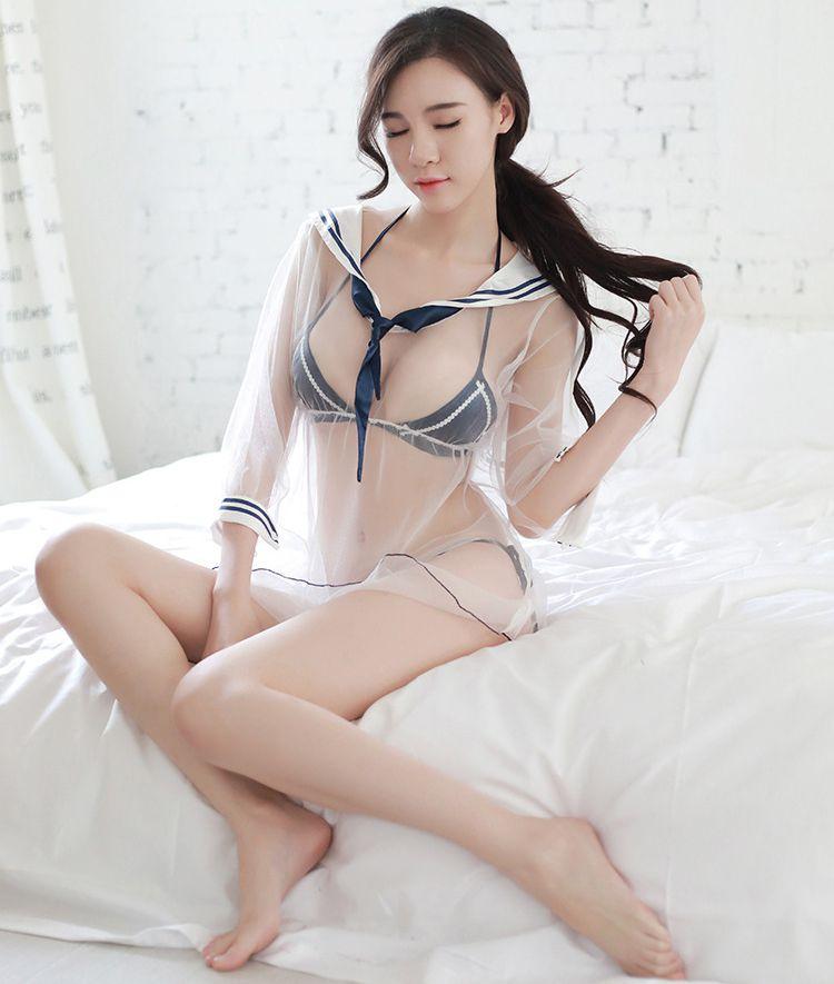 bộ đồ ngủ phù hợp cô nàng có 3 vòng hoàn hảo