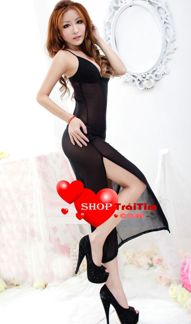 Váy Ngủ Siêu Mỏng Moment Style thiết kế đơn giản gợi cảm