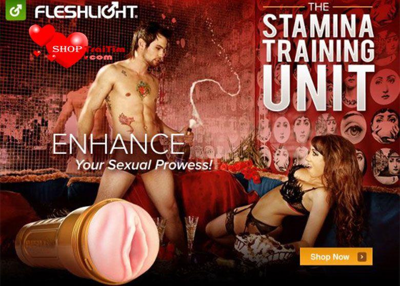 âm đạo Pink Lady Stamina Training Unit STU Fleshlight xuất xứ mỹ