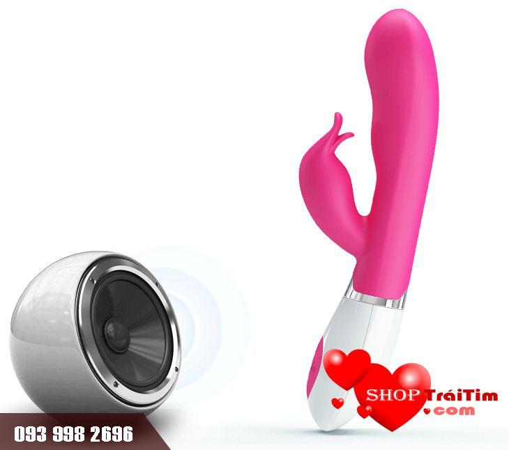 đồ chơi người lớn cho nữ hoạt động rung bằng âm thanh
