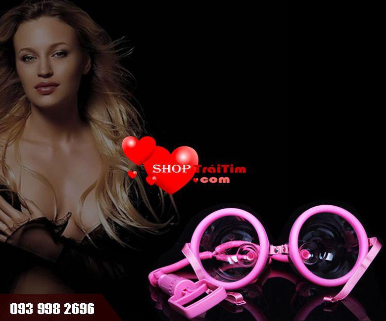 Máy Tập To Và Nâng Ngực Cho Nữ Baile Breast Enhancement Cup<br />  dành cho cô nàng ngực lép và xệ