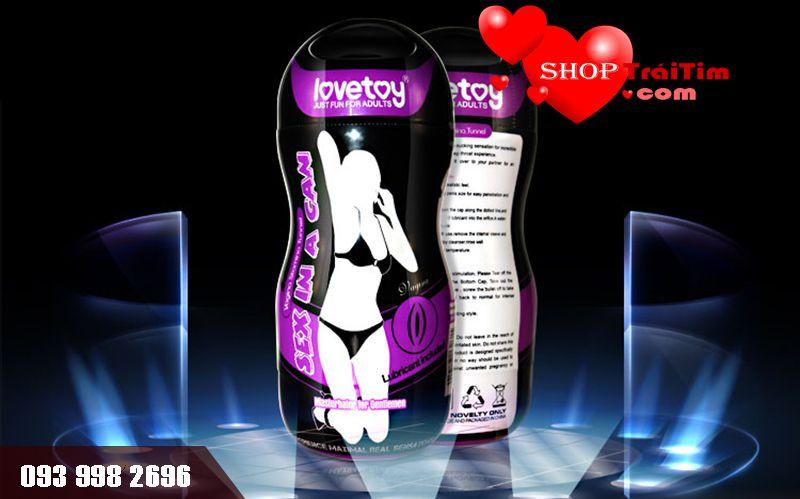 âm đạo Charming Soft sử dụng chất liệu silicone