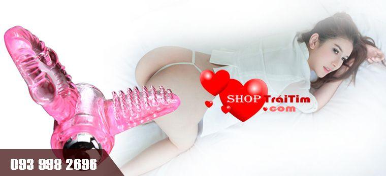 đồ chơi tình dục vòng rung kết hợp lưỡi liếm Licking Tonge liếm láp âm đạo