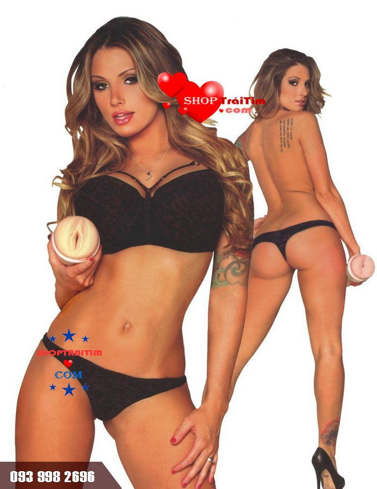 đồ chơi tình dục xuất xứ mỹ âm đạo giả fleshlight girl