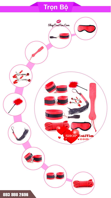 hãy cùng shop trái tim khám phá sản phẩm đồ chơi phòng the red heat