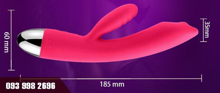 Máy Mát Xa Âm Đạo Svakom Trysta Pink 8