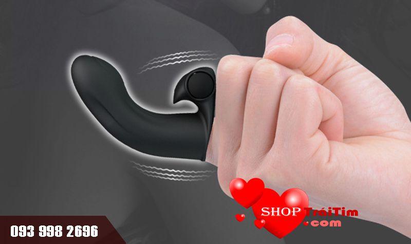 ngón tay rung thần kỳ Aidonis Fingering mang lại cảm xúc tươi mới