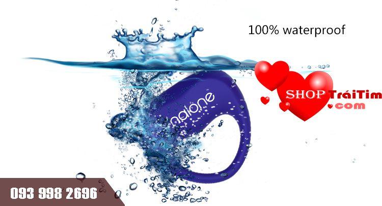 Vòng rung tình yêu Love Ring kháng nước tối đa
