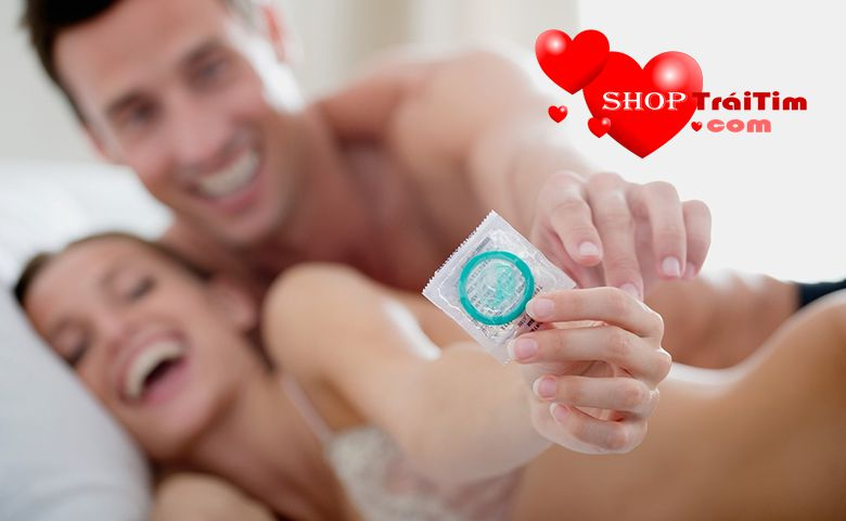 chủ động dùng bao cao su cho quan hệ tình dục lần đầu tiên