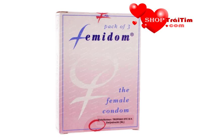 Femidom The Female Condo