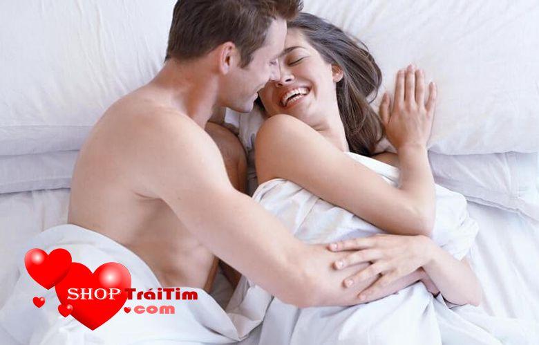 quan hệ vợ chồng cần giữ tinh thần thoải mái