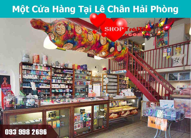 shop bao cao su tại lê chân hải phỏng