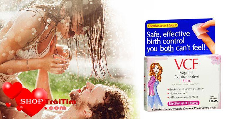 sử dụng màng film tránh thai
