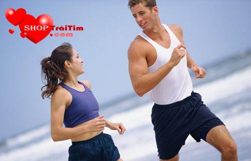 sức khỏe tốt giúp quan hệ lâu ra hơn