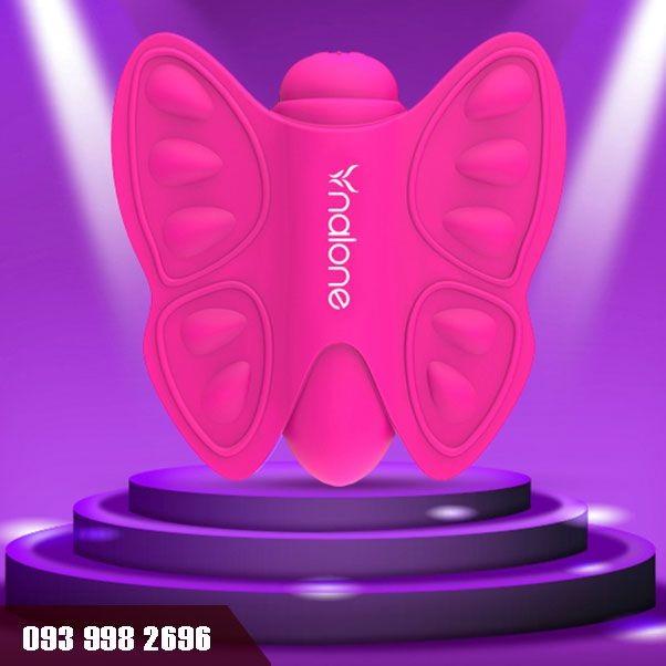 đồ chơi tình dục giá rẻ cho nữ bướm rung kích thích âm đạo Butterfly Madam