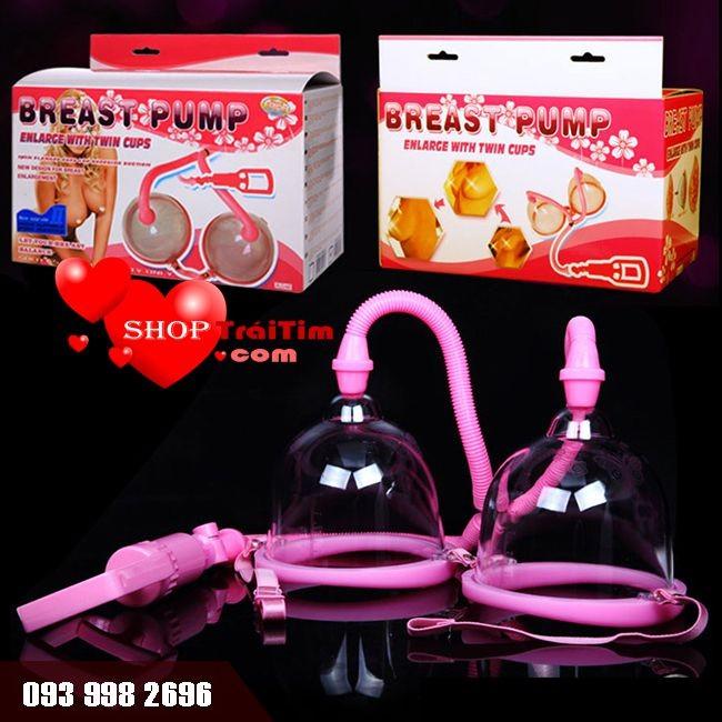 Máy Tập To Và Nâng Ngực Baile Breast Enhancement Cup