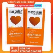 Bao Cao Su Masculan Long Pleasure
