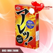bao cao su sagami are are