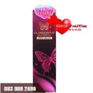 Gel bôi trơn Jex Glamourous Butterfly Hot Jelly