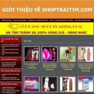giới thiệu về shoptraitim.com