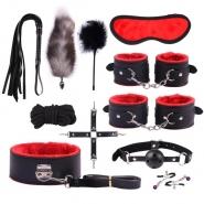 Trọn Bộ BDSM Dụng Cụ Phòng The Cao Cấp