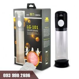 Máy tập tăng kích thước dương vật LG - Giải pháp hiệu quả tăng kích thước cậu nhỏ một cách tự nhiên